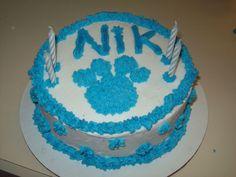 New Blues Clues Birthday Cakes