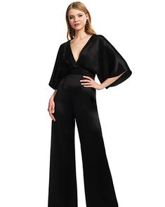 f06d9b90dbb0 Ditch your little black dress for this updated version!  theia  jumpsuit   lbd