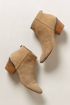 Anthropologie - Navi Ankle Boots (From DV by Dolce Vita) Sock Shoes, Cute Shoes, Me Too Shoes, Bootie Boots, Shoe Boots, Ankle Boots, Tan Booties, Dream Shoes, Crazy Shoes