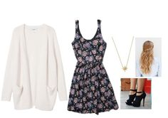 Carnival date outfit polyvore