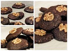 Dark Chocolate Cookies (Low Carb) Schokolade macht glücklich. Wie Sheldon Cooper immer wieder sehr treffend feststellt, ist eine heiße Schokolade immer gut bei Kummer und Sorgen. Ebenso hilft meist auch ein Stück Schokolade oder ... Schokoladen Cookies :)  Ein sehr schokoladiges Rezept möchten wir euch hier vorstellen. Diese Cookies duften nach Kakao und schmecken aufgrund des hohen