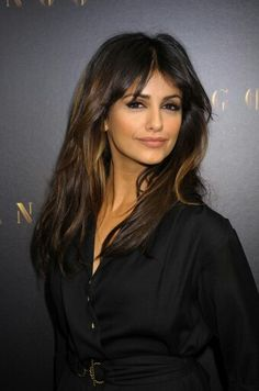 Latest 2019 Hair Style (notitle) – Amélie Baraud – # Amélie (notitle) – Amélie Baraud – # Amélie We are trying to help people to show the most great hair styles on our web site . we hope you will like it and spend nice time on our web site . Long Hair With Bangs, Haircuts For Long Hair, Hairstyles With Bangs, Pretty Hairstyles, Penelope Cruz, Great Hair, Hair Today, Hair Dos, Dark Hair