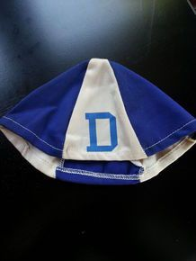 Duke University Freshman Beanie Hat Maybe. I wonder about its authenticity.  Certainly not one dc3042ae4dda