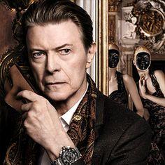 David Bowie still rocks.