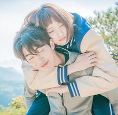 Image about kdrama in Weightlifting Fairy Kim Bok Joo by thoughtful doughnut Kdrama, Weightlifting Fairy Kim Bok Joo Wallpapers, Weightlifting Kim Bok Joo, Nam Joo Hyuk Lee Sung Kyung, Nam Joo Hyuk Cute, Weighlifting Fairy Kim Bok Joo, Ver Drama, Couple In Love, Joon Hyung