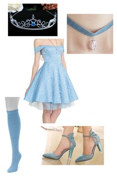 """DDLG # 7"" by music208 ❤ liked on Polyvore featuring Disney, Mancienne, Muk Luks, princess, sparkle and ddlg"
