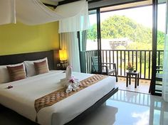 Apasari Krabi, 178 Moo 3, Aonang, Krabi, TH 81000.  $57.85 average per night.