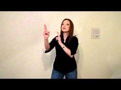 Hosanna in ASL