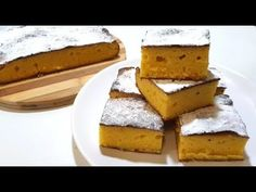 Corn Flour Recipes, No Cook Desserts, Sweet Corn, Cheesecake, Cooking, Youtube, Food, Diy, Candy Corn
