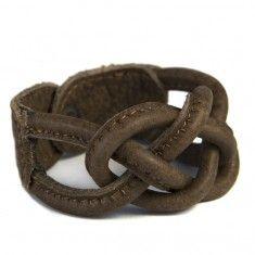 Naval Knot Small brown buffel
