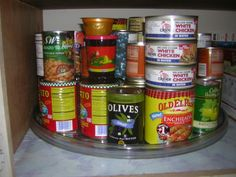 Three Sure-Fire Ways to Organize the Canned Goods in Your Pantry