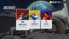 So I've decided to make this side project since I love the Overwatch lore/story. My goal was simple: Imagine what an Overwatch Story Mode would look like if it was added to the game.For the mission select menu itself, I tried to go for something that wa… Overwatch Story, Game Ui, Ui Design, Golden Age, The Fosters, My Love, Creative, Menu, Website