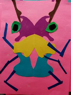 Da Vinci's Wings: 1st Grade Buggin' Out for Matisse