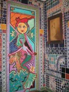 Mosaic Shower tile