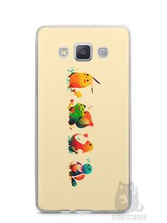 Capa Capinha Samsung A7 2015 Pokémon #1 - SmartCases - Acessórios para celulares e tablets :)