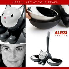 Un objeto dedicado al mundo de los animales.Diseñado por Miriam Mirri,con su caracteriscio enfoque lúdico afectivo.