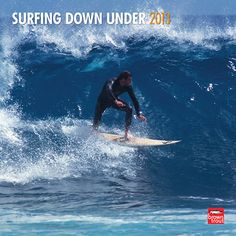 Surfing Down Under Wall Calendar: When he first toured the country in 1915, Hawaiian surfing legend Duke Kahanamoku sparked a lasting love affair between Australia and the sport of surfing. With long stunning beaches and excellent waves, Australia is a surfer's paradise.  http://www.calendars.com/Surfing/Surfing-Down-Under-2013-Wall-Calendar/prod201300004760/?categoryId=cat00410=cat00410#