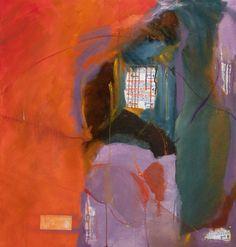 "Saatchi Online Artist Rima Muna; Painting, ""Rags"" #art"