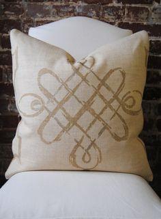 Portavo  Osbourne & Little  Nina Campbell  Pillow by MarthaAndAsh, $95.00