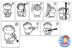 orkest - knutselen