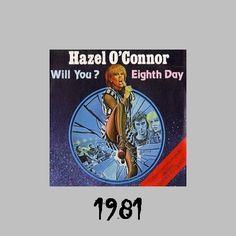 Hazel O'Connor - Will You - Eighth Day