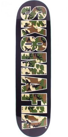 SK8MAFIA Camo Skateboard Deck - 8.25 - http://shop.dailyskatetube.com/product/sk8mafia-camo-skateboard-deck-8-25/ -  Sk8 Mafia decks are constructed to resist the life of a skateboarder. They're built with top quality materials, solid constructions, and do not put out of your mind in regards to the unique graphics. Regardless of where your skateboarding we've the whole lot you wish to have. Deck - 8.25 Camo Logo  -