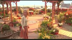 Almost Heaven - One of Reese Witherspoon's lesser-known movies, but such a nice one. A workaholic doctor suddenly finds that she is possibly ...not among the living. (This is my favorite scene...the garden scene!0