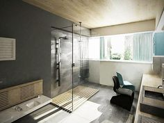 razoo-architekci Bathtub, Bathroom, Standing Bath, Washroom, Bath Tub, Bath Room, Tubs, Bathrooms, Bathtubs
