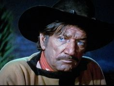 Richard Boone from big Jake