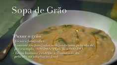 Ingrediente Secreto | Sopa de grão