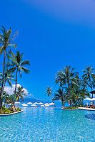 Infinity pool, Melati Beach Resort and Spa, Koh Samui (island), Gulf of Thailand, Thailand   Blaine Harrington III