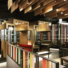 """HamHeungBonGa""    ; Korean traditional noodle restaurant  www.idas.com Designed by Dongwon Lee"