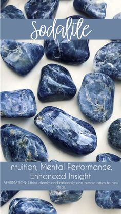 SODALITE MEANING KEY
