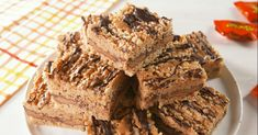 People Will Lose Their Minds Over REESE'S STUFFED Rice Krispies TreatsDelish
