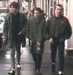 Uk Culture, Youth Culture, Mod Fashion, Vintage Fashion, Vintage Style, Fred Perry Polo Shirts, Fishtail Parka, Mod Scooter, Teddy Boys