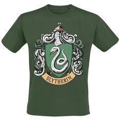 Slytherin - T-shirt från Harry Potter