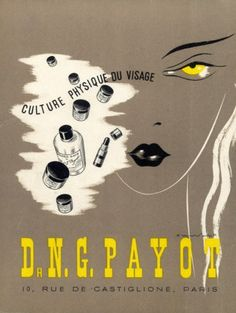 Payot, Dr N.G. (Cosmetics) 1938