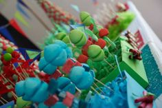 Candy Bar Rex catering