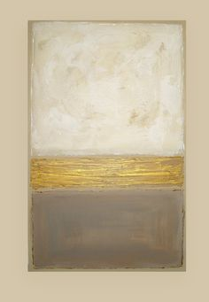 """Modern Acrylic Abstract Original Painting on Gallery Canvas Tited: Into The Light 6 30x48x1.5"""" by Ora Birenbaum on Etsy, $425.00"""