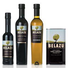 BELAZU Extra Virgin Olive Oil, product of Spain