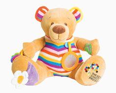 Baby Activity Bear