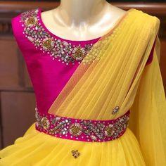 Baby Frock Pattern, Frock Patterns, Designer Lehanga, Designer Dresses, Anarkali Dress Pattern, Kids Dress Collection, Kids Ethnic Wear, Kids Blouse Designs, Girls Frock Design
