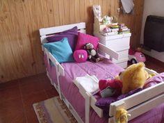 Cama infantil de palets   Hacer bricolaje es facilisimo.com