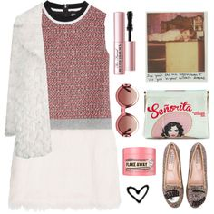 How To Wear Touch of pink!!!! Outfit Idea 2017 - Fashion Trends Ready To Wear For Plus Size, Curvy Women Over 20, 30, 40, 50