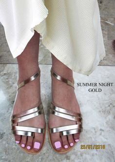 Sandals Women,Handmade Leather Sandals by GreeksandalsPenelope on Etsy Shoes Too Big, Ankle Strap Sandals, Leather Sandals, Gladiator Sandals, Rose Gold Sandals, Designer Sandals, Greek Sandals, Clearance Shoes