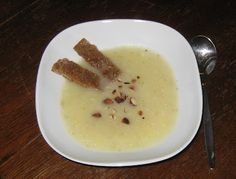 Fenchelsuppe - fennel soup