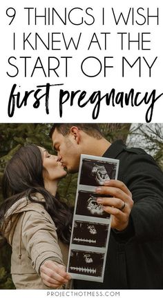 9 Things I Wish I Knew At The Start Of My First Pregnancy - Preparing For Baby - Schwangerschaft 5 Weeks Pregnant, Pregnant Mom, Newly Pregnant, Im Pregnant Now What, Finding Out Your Pregnant, First Pregnancy, Pregnancy Tips, Early Pregnancy, Pregnancy Exercise First Trimester