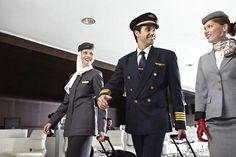 La compagnia di Abu Dhabi, in attesa del via libera dell'antitrust europea per rendere esecutiva la partecipazione in Alitalia (di cui deterrà il 49%), promuove una campagna di assunzione condotta ...