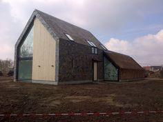 Nieuwbouw duurzame woning te Den Hout