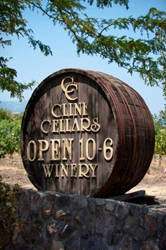 Best spot hands down RT @ClineCellars: Beat the crowds. Perfect time for a Wine Country visit. #winecountry #cline